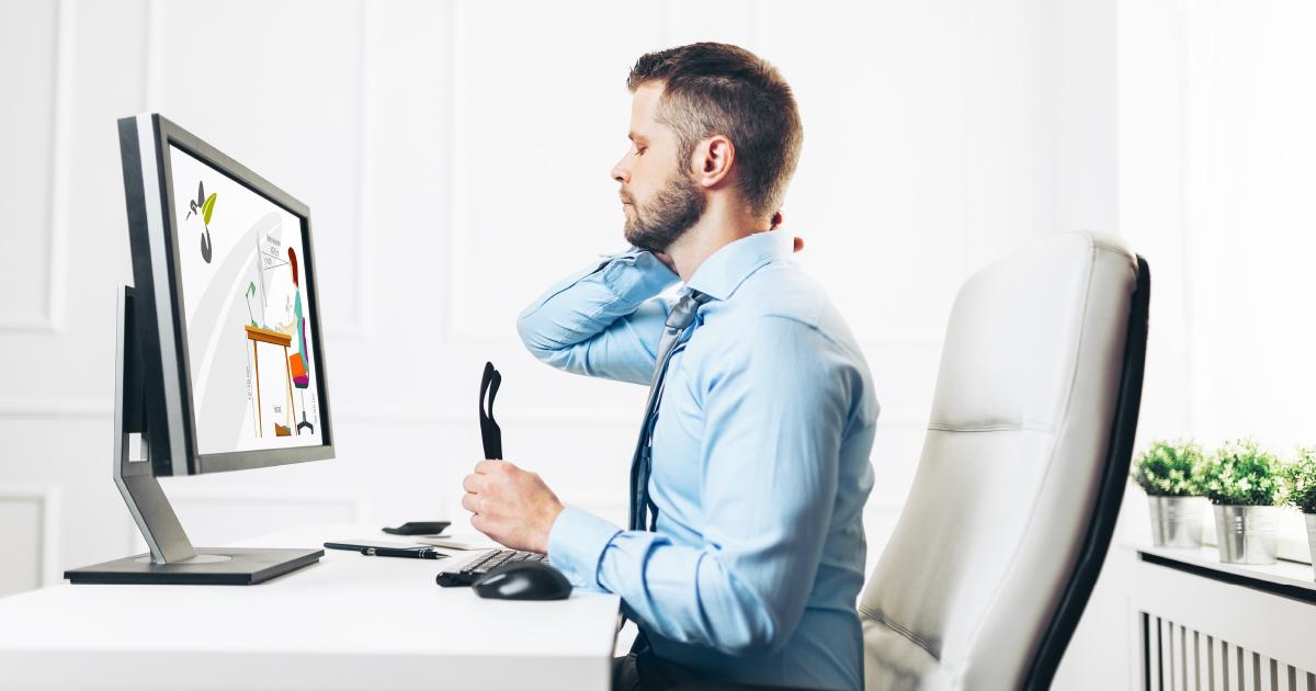 Ergonomia no Posto de Trabalho