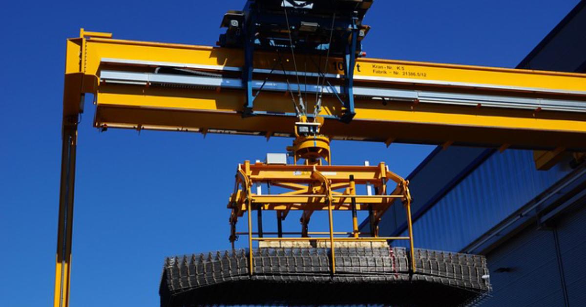 Segurança na Operação com Pontes Rolantes